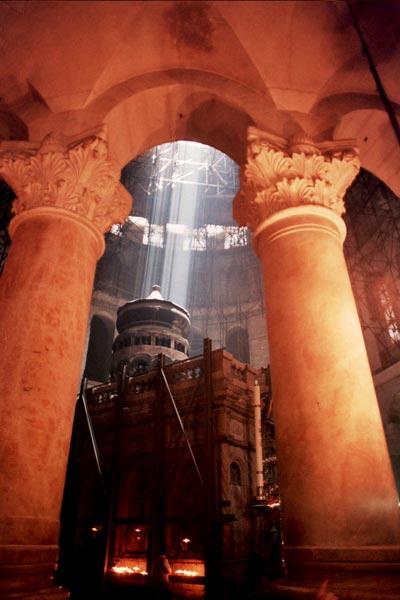 Itinerari Biblici Santo Sepolcro Gerusalemme