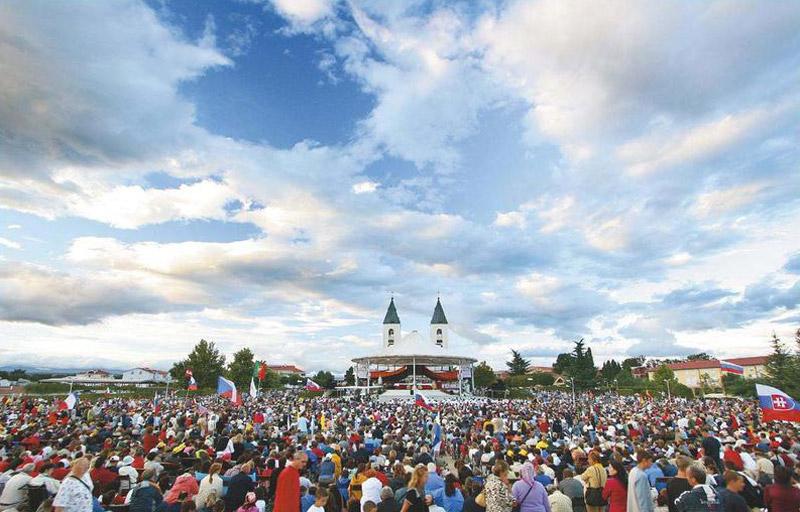 Risultati immagini per Aspettando il festival medjugorje