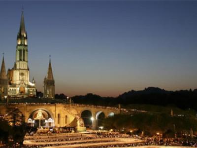 Lourdes 5 giorni da Roma