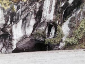 Lourdes e l'alluvione