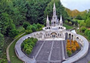 Lourdes terremoto sui pirenei