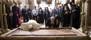 Papa Francesco tra i cristiani e non solo