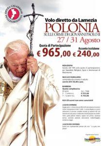 Polonia sulle orme di Giovanni Paolo II