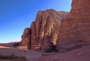 Giordania - il Wadi Rumo