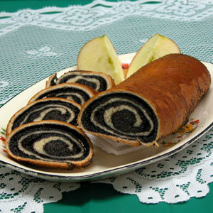 i classici della cucina polacca makowiec