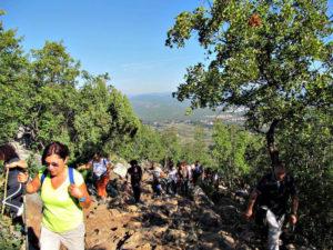 Medjugorje tra spitiualità e natura trekking