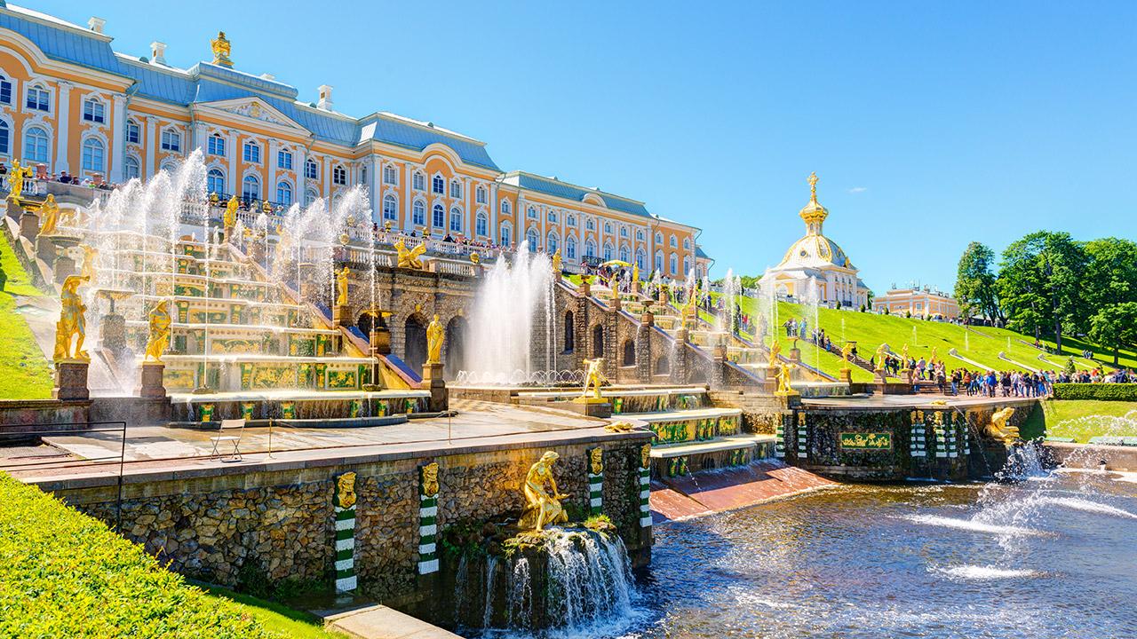 Mosca e San Pietroburgo dal 2 al 9 Agosto
